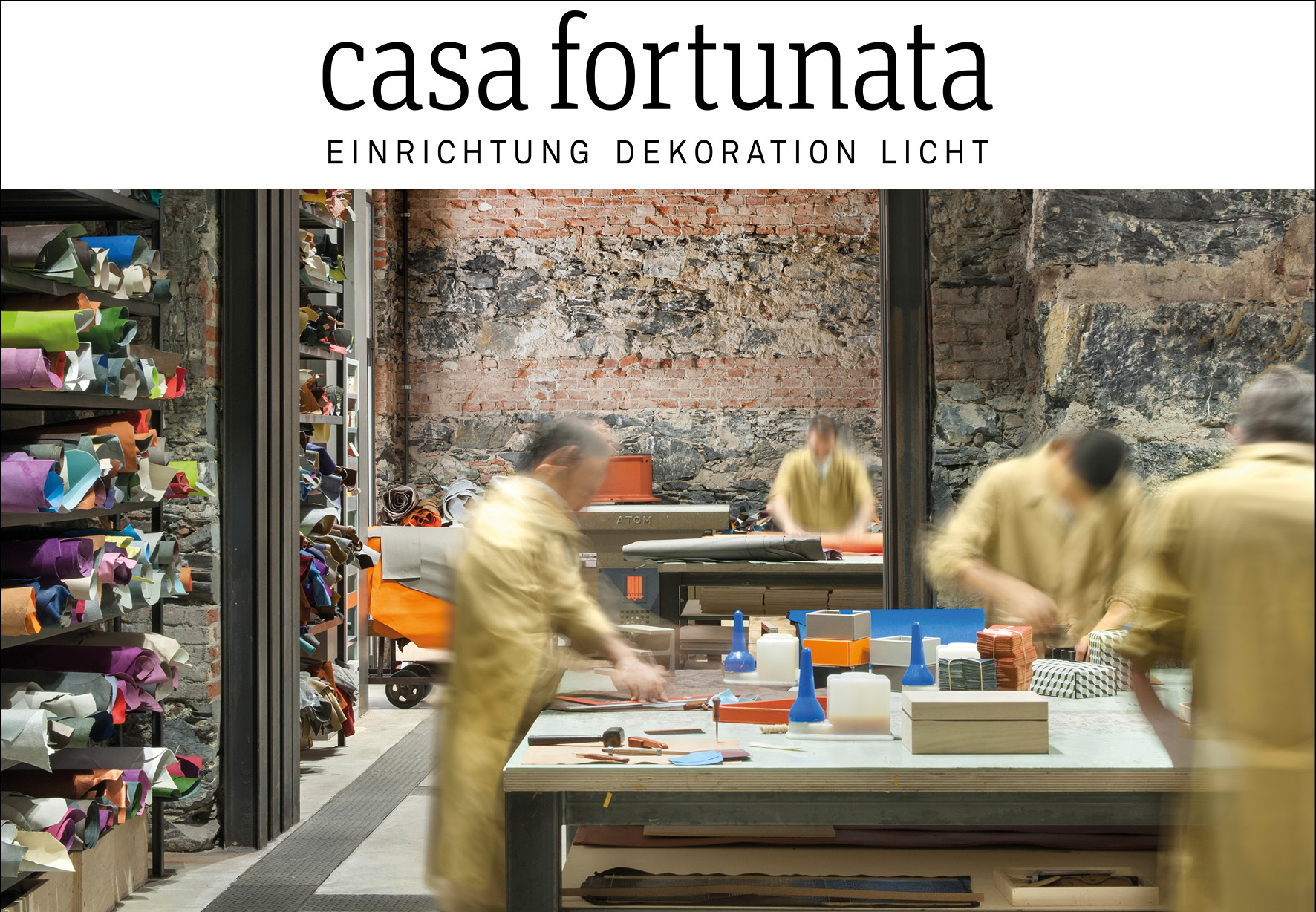 Casa Fortunata News neu