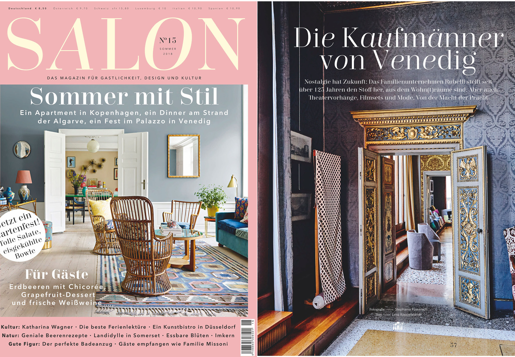 Rubelli Salon Magazin 18